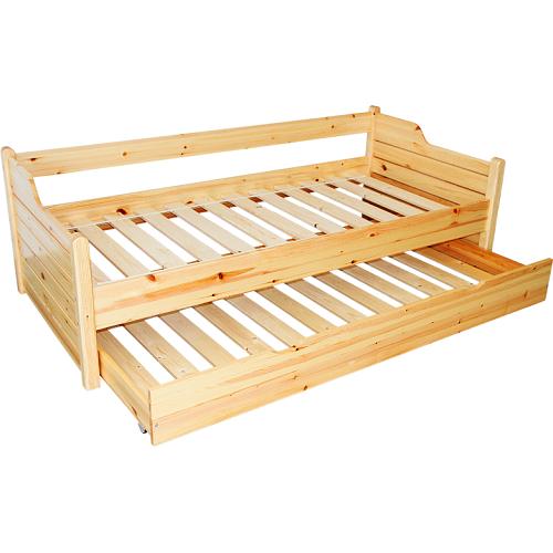 Vendégágyas ágykeret