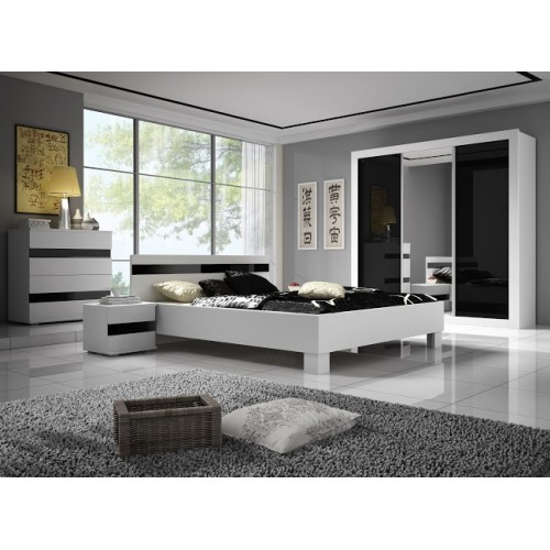 Lucca elemes hálószoba bútor