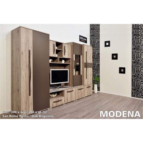 Modena nappali szekrénysor